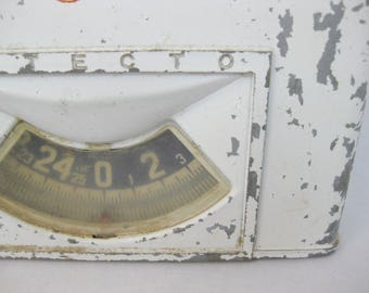 Vintage Scale, Detecto Scale, Metal Scale