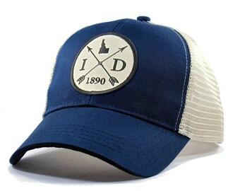 Homeland Tees Idaho Arrow Hat - Trucker