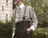 Oxford trousers ladies model