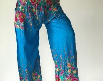 SM0031 Genie Pants Comfy Trouser, Gypsy Pants Rayon Pants,Aladdin Pants Maxi Pants Boho Pants