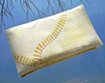 01 - Pincushion relaxation for the eyes. Yoga. Savasana. Micro-sieste. Eye pillow.
