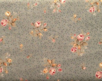 Mrs. March's Collection Antique Rose by Lecien, by the yard L291U