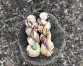 Tribal   Hand Dyed Yarn   Varying Bases   100 Grams