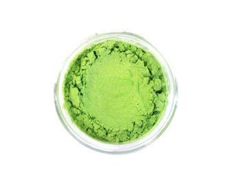 All Natural Makeup - Mint Green Eye Shadow - Eye Makeup - Iceberg