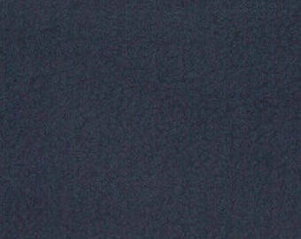 10 YD Bolt of Navy Blue Fleece