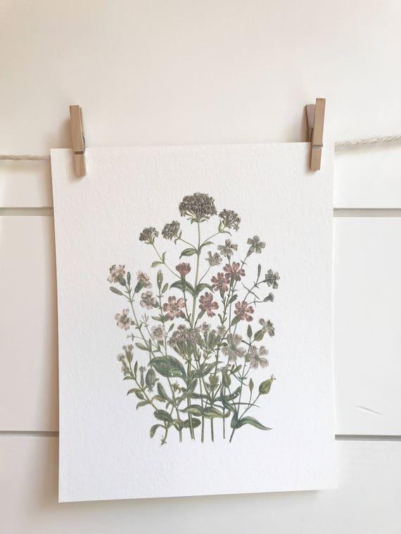 Floral Print #459