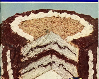"1954 ""Pillsbury's 5th Grand National Recipe Book"""