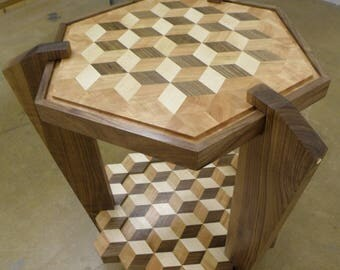 Wiskey Table/side table