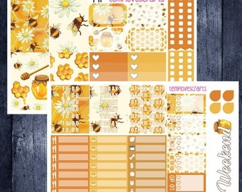 Weekend Sale Busy Bee Kit for Happy Planner
