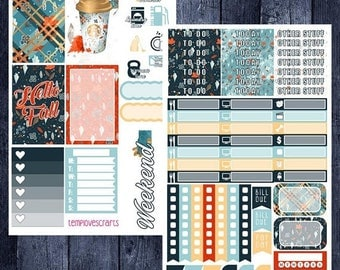 Weekend Sale Hello Fall Kit for Happy Planner