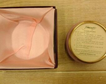 pink Trinket Box framecraft
