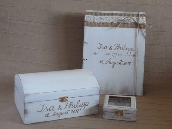 Shabby Chic Pillow Boxes : handmade4all - Wedding Ring Pillow - Ring Bearer Pillow, Box - Rustic chic Pillow, Beach Shabby ...