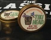 The Classics Pomade Co Tiki Head