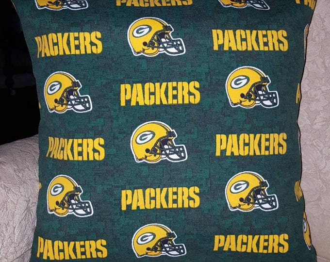 Packers Pillow Cover