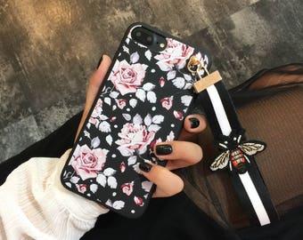 iPhone x case, iPhone case, iPhone 8, iPhone 8 Plus, iPhone 7, iPhone 7 Plus, iPhone 6S case, iPhone 6S Plus case, Spring