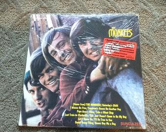 Sealed The Monkees Limited Ed.colored Vinyl Record LP Album Sundazed