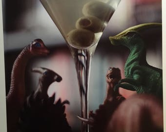 The Dawn of Martini Time