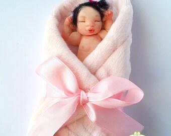 May mini baby, handmade