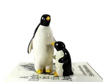 Vintage Ceramic Penguins