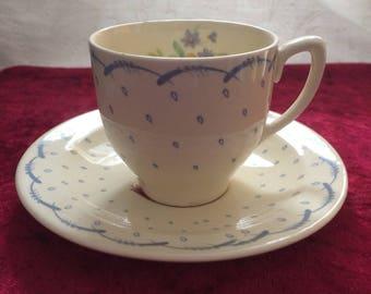 Vintage Susie Cooper Cup and Saucer set