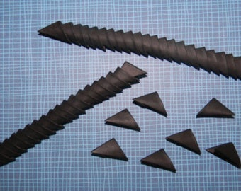 Custom list: 3528 extra large black triangles
