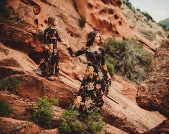 Women's Tapestry Bespoke Dress