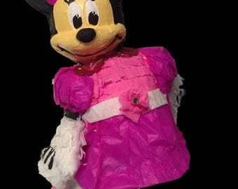 Mini mouse pinata
