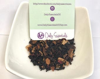 Passion Berry Tisane (Loose Leaf tea with dried fruits)