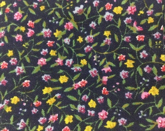 Huge Lot of 100 Vintage Cotton 3 inch Quilt Squares