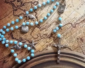 Our Lady Star of the Sea Assemblege Rosary