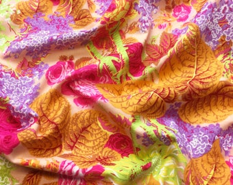 Lilac Dusty PWPJ068.DUSTY Philip Jacobs Kaffe Fassett Collective Classics Free Spirit Fabric