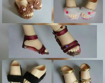 Minifee Moe bjd shoes