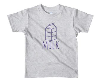 Milk Made Kid's Tee
