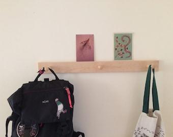 Maple Shaker Peg Board