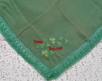 Vintage Handkerchief from Ireland