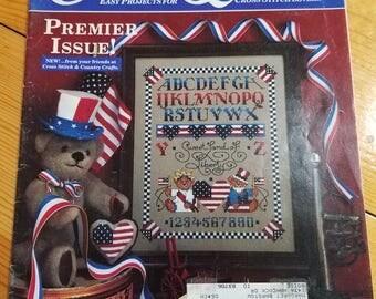 Cross Quick magazine, Premier issue