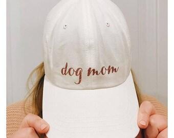 Dog Mom Dad Hat