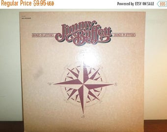 Save 30% Today Vintage Vinyl LP Record 1977 Jimmy Buffett Changes in Latitudes Changes In Attitudes Excellent Condition 7608