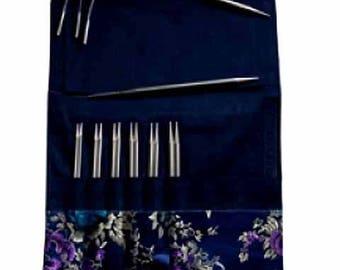 "HiyaHiya - Interchangeable Needles Sets Sharp Small sizes, 5"""