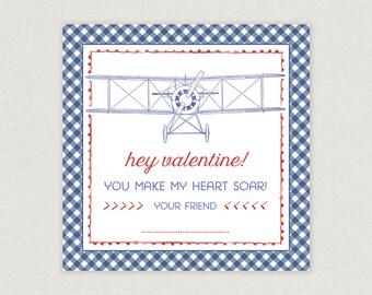 Airplane Valentine