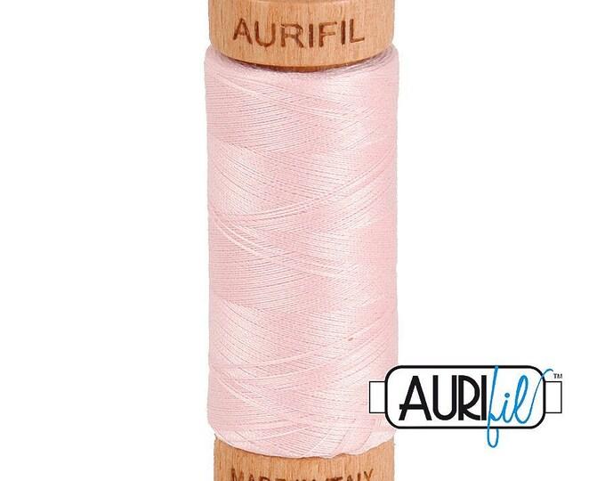 Aurifil 80wt -  Pale Pink 2410