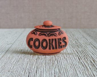 Cookie Jar - Cookies - Bakery - Chef - Dessert - Grandmother's House - Lapel Pin