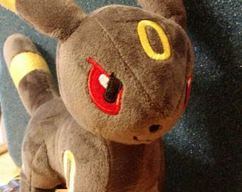 Pokemon Umbreon 8 inch stuffed animal poke doll