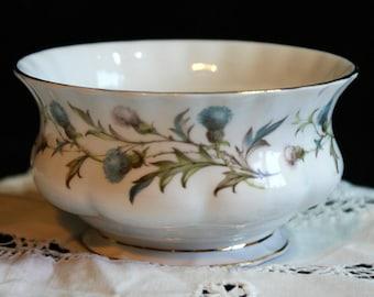 Royal Albert Brigadoon, Bone China Sugar Bowl