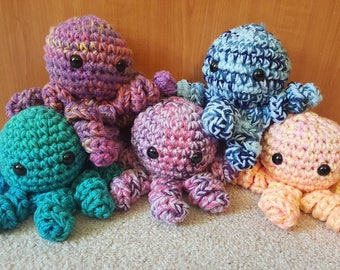Octopus Plushie (Large)