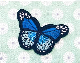 Summer Sale On closer Butterfly blue/turquoise