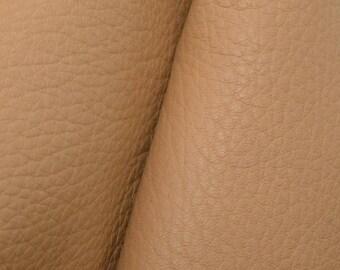 """Ocean Cave Tan Leather New Zealand Deer Hide 4"""" x 6"""" Pre-cut 3 1/2 ounces-3 DE-66085 (Sec. 3,Shelf 5,A,Box 3)"""