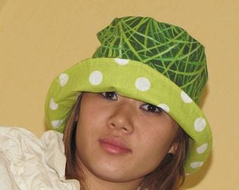 Rain hat - meadow
