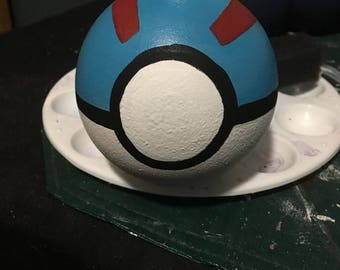 Pokemon Hand-Painted Ornament