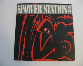 The Power Station - The Power Station 33 1/3 - Circa 1985